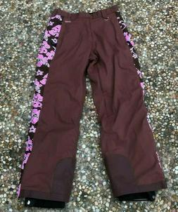 $200 Insulated Snow Ski Snowboard Pants Womens Small burton