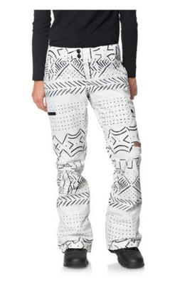 2019 DC Recruit Women's Pants Silver Birch Mud Cloth Snowboa