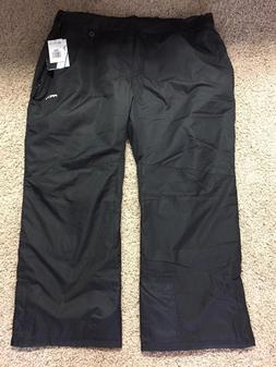 4XL Black Arctix Men Insulated Ski Snowboard Winter Snow Pan