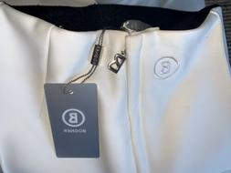 $600. Bogner White stirrup ski pants BNWT size small US 6 EU