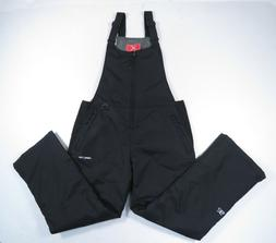 ARCTIX A6 WOMENS BLACK INSULATED CLASSIC SNOW BIB OVERALLS P