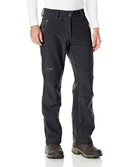 Arctix Men's Advantage Softshell Pants, Black, Large