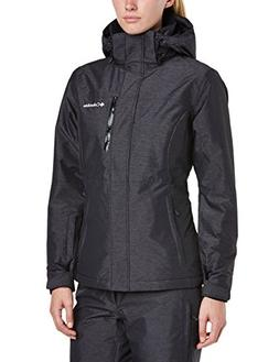 Columbia Women's Alpine Action Oh Jacket, Hyper Purple, X-La