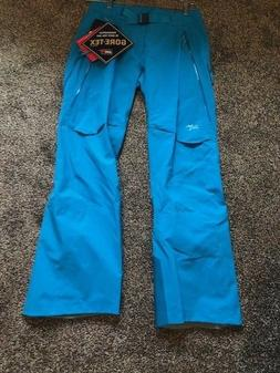 Arc'teryx Astryl Ski Pant New Baja Blue SZ 6 Small
