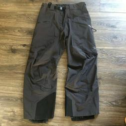 Arc'teryx Black Gore-Tex Snowboarding Skiing Pants Large L