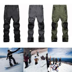 ARCTIC QUEEN Ski Pants Men's Windproof Waterproof Outdoor Hi