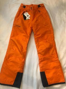 Arctix Snow Pants Ski Youth XL Burnt Orange
