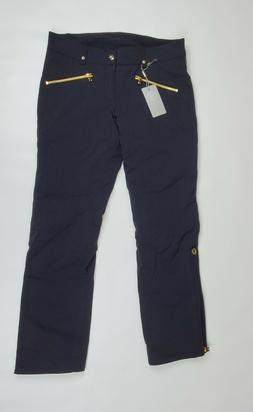 Bogner Black Franzi Ski Pants Women's Size 8 Regular MSRP $7