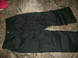 Columbia Black Snow Ski Snowboard Pants Youth XL 18/20