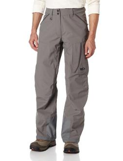 Outdoor Research Men's Blackpowder Pant, Pewter, Small