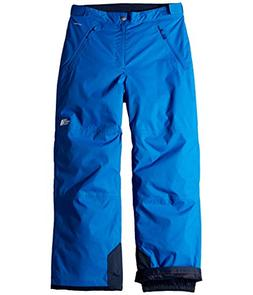 The North Face Boy's Freedom Insulated Pant, Turkish Sea, X-