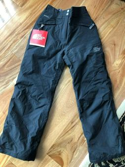 Boys THE NORTH FACE HYVENT Black Insulated SNOW SNOWBOARD PA