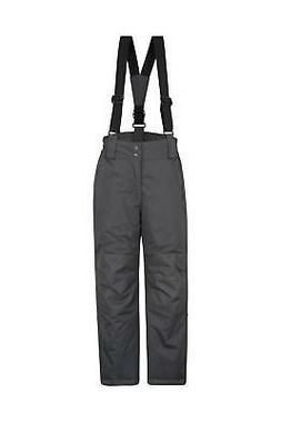 Mountain Warehouse Boys Ski Pants Snowproof and Integrated S