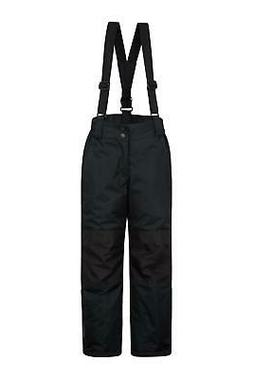 boys ski pants snowproof and integrated snow