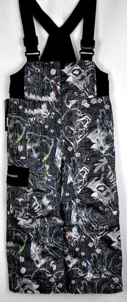 Obermeyer Kids Baby Boy's Volt Pants Novelty  Howl Grey Prin