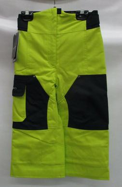 Obermeyer Boys Volt Ski Pants 65016 Green Flash Size 6