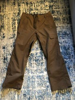 Armada Brown Tan GORE-TEX Snowboard Ski Pants