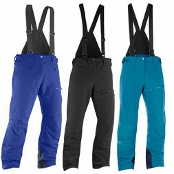 Salomon Chill out Bib Pant Men's Ski Snowboard Dungarees Sno