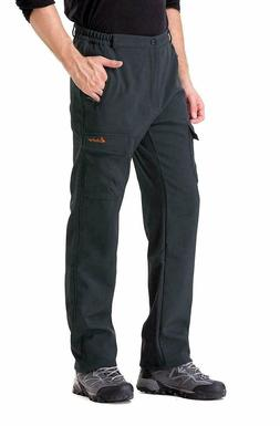 CLOTHIN CP1202M Men's Gray Cargo Ski Pants Size XL New With