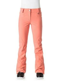 Roxy Creek Camellia Solid Women's Snowboard Ski Pants NEW LA