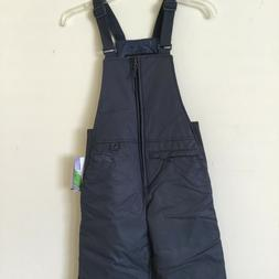 DRIFT by ARCTIX Youth Snow Bib Overalls Charcoal Size M NWT