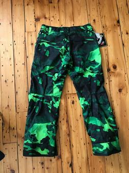 Armada Entry Ski/Snow Pants Size Large Kryptonite Camo GORE-