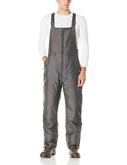 Arctix Men's Essential Bib Overall, Charcoal, Medium/Regular