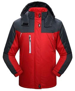 fleece lined water resistant taped