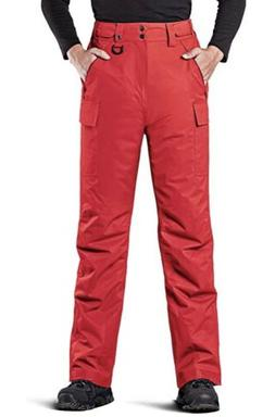 Free Soldier Mens XXL Ski Pants Red