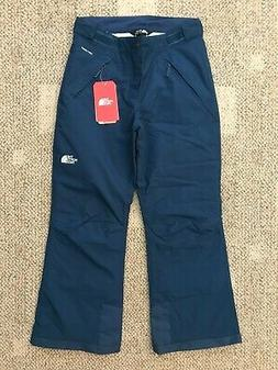 The North Face Girl's Freedom Insulated Pant - Blue Wing Tea