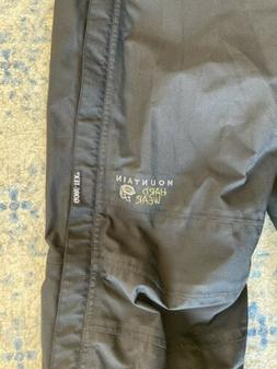 Mountain Hardwear Gore-Tex Snow Ski Pants Black Men's Size M