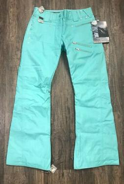Oakley Gretchen Bleiler Knew Lite Pant Womens Small Ski Golf
