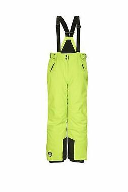 guaror insulated ski pant boys