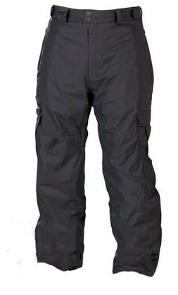 Men's Insulated Snow Pants Winter Cargo Snow Ski Snowboard B