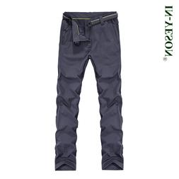 IN-YESON Brand Outdoor Sports <font><b>Pants</b></font> Men