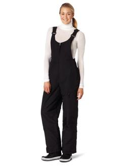 White Sierra Women's Insulated Bib Snow Pant