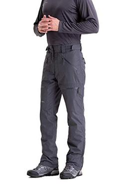 Trailside Supply Co.Men's Insulated Ski Pant Fleece-Lined Wa