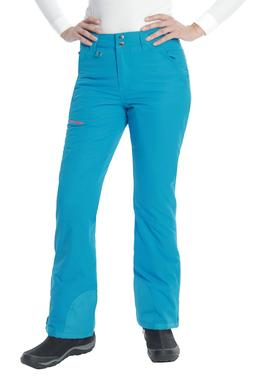 Arctix Women's Insulated Snow Pant, Marina Blue, Small/Regul