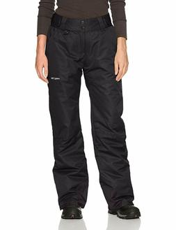 insulated snow ski pants black women s