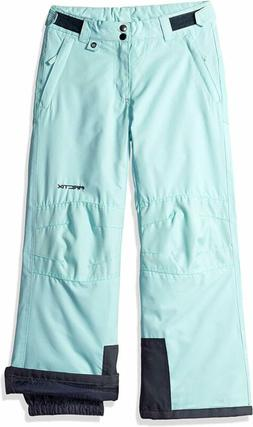 Arctix Kids Snow Youth Pants With Reinforced Knees and Seat
