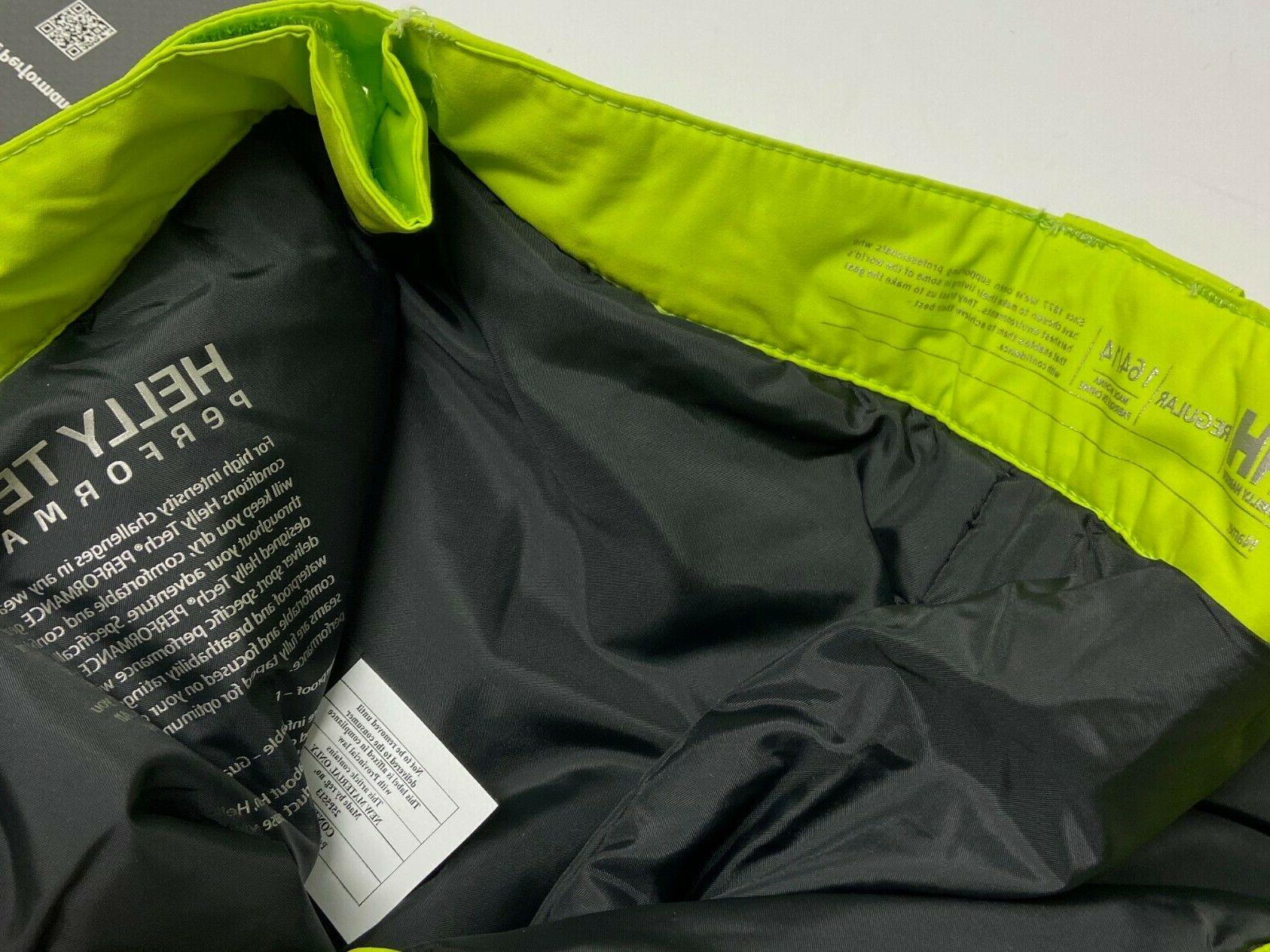 Legendary Ski 14 Kids Insulated Lime HH