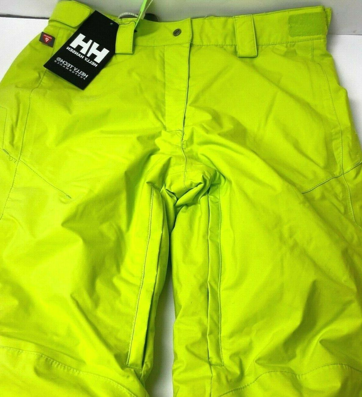 $120 Hansen Legendary Ski 14 Insulated Lime