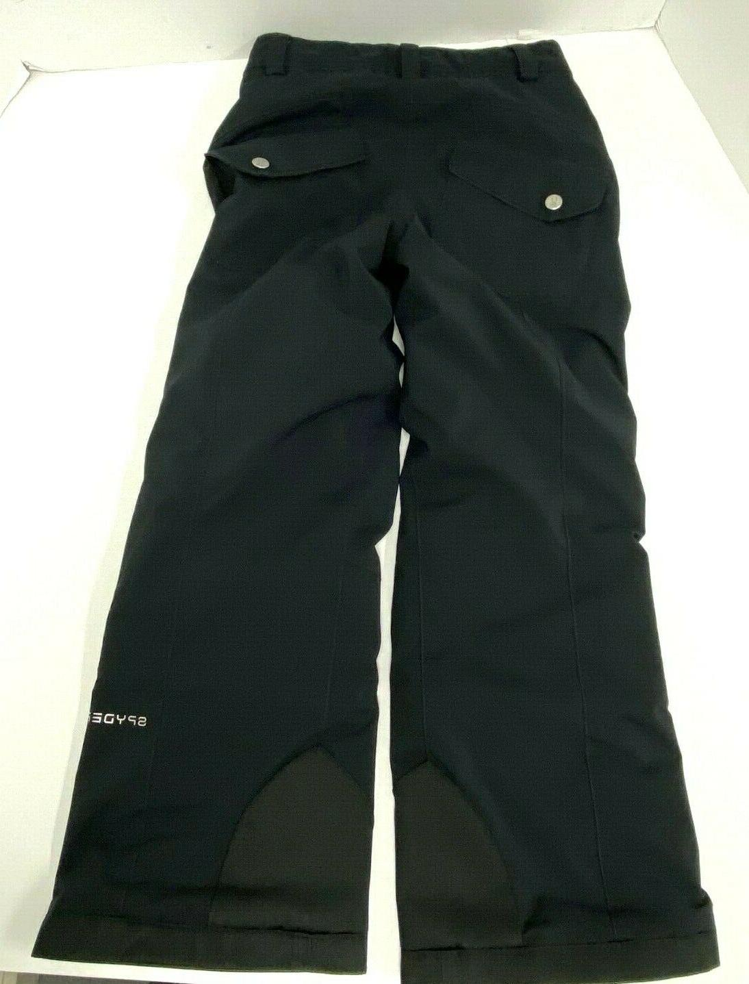 $125 Spyder Ski Pants NWT Youth Size 8 Print Thinsulate