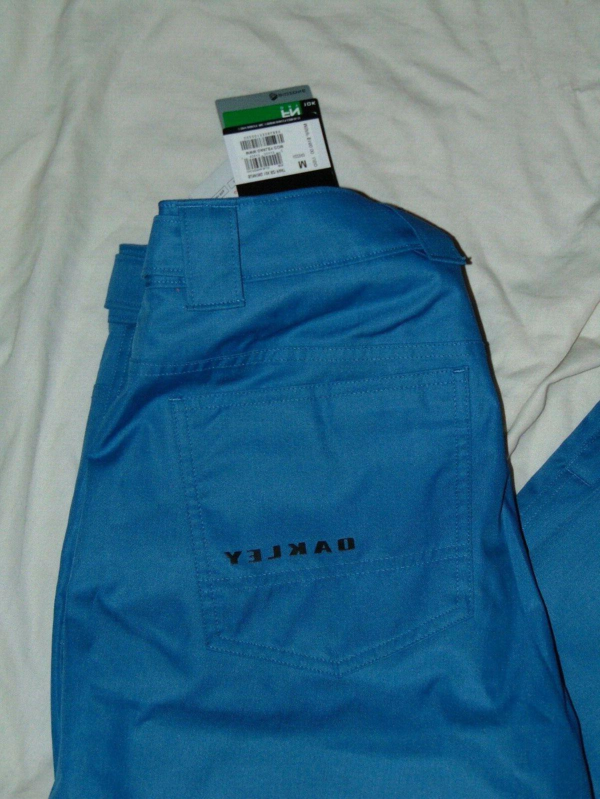 $ Men's Sunking FN Dry 10k Thinsulate Blue Pant