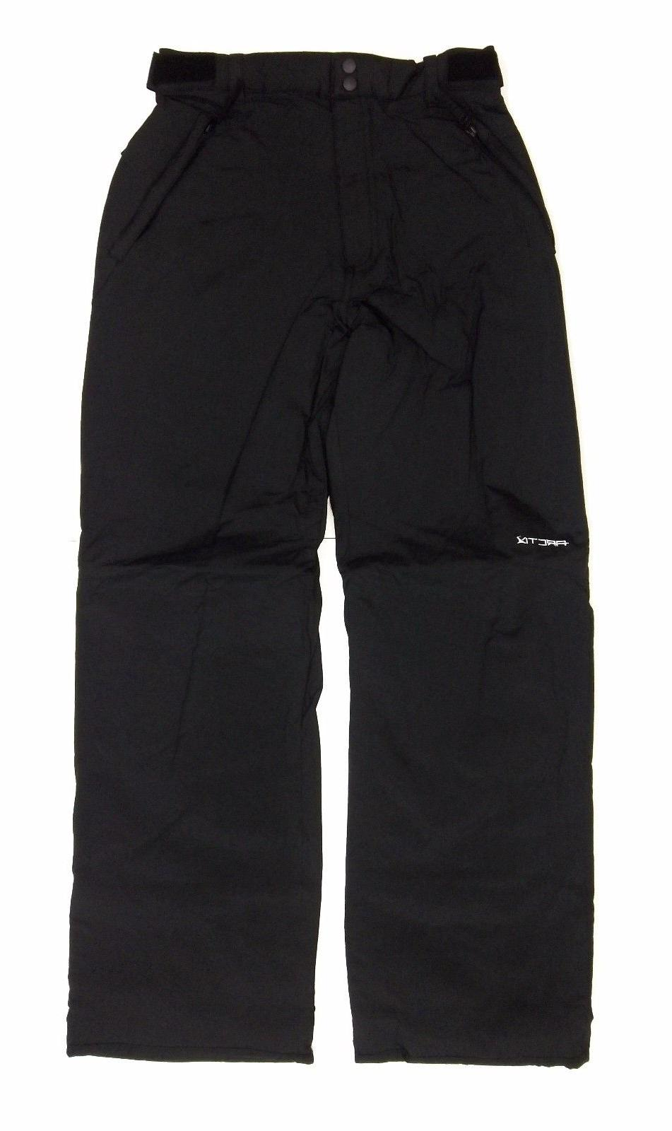 Arctix 1800 Women's Ski Pants Black Large