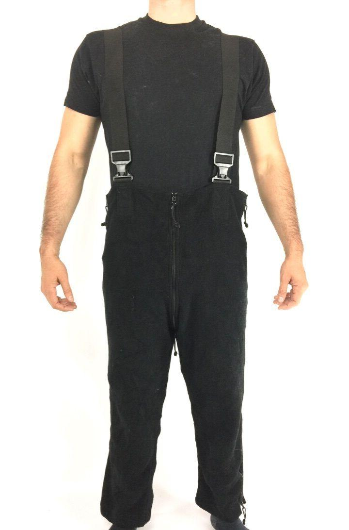 200 bib cold weather overalls fleece ski