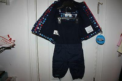 Columbia 3-6 months toddler ski bib Fun coat Boys