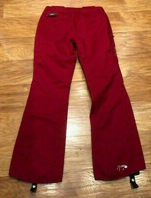 $300 Descente Snowboard Pants Womens Small north gore