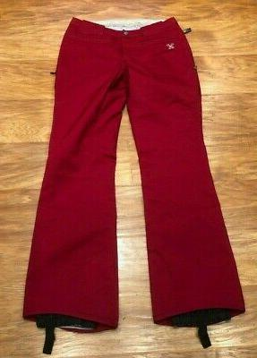 300 snow ski snowboard pants womens 8
