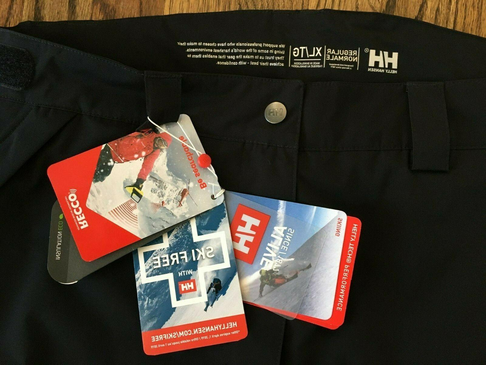 52 Helly Insulated Tech Performance Mens $200